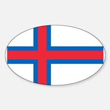 Faroe Island Decal