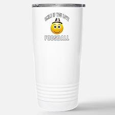 Foosball Cool Designs Travel Mug