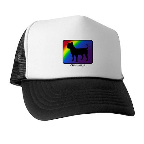 Chihuahua (rainbow) Trucker Hat