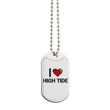 I love High Tide Dog Tags