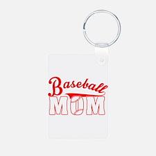 Baseball Mom Keychains