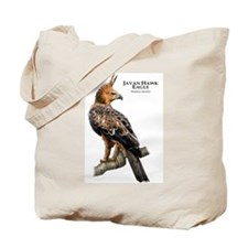 Javan Hawk-Eagle Tote Bag