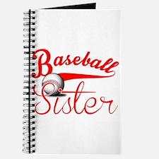 Baseball Sister Journal