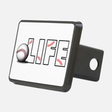 Baseball Life Hitch Cover