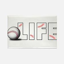 Baseball Life Magnets