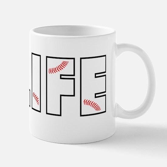 Baseball Life Mugs