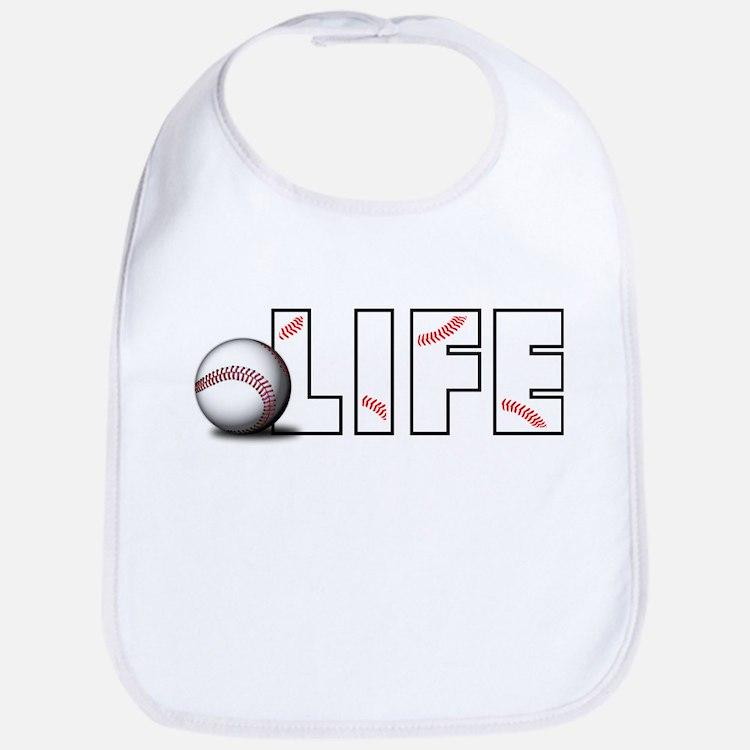 Baseball Life Bib