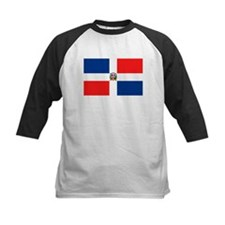 DOMINICAN REPUBLIC FLAG Baseball Jersey