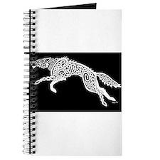 White Wolf on Black Journal