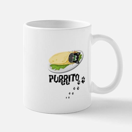 PURRITO, BURRITO, CAT Mug