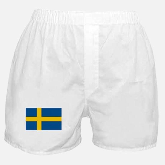 SWEDEN Boxer Shorts
