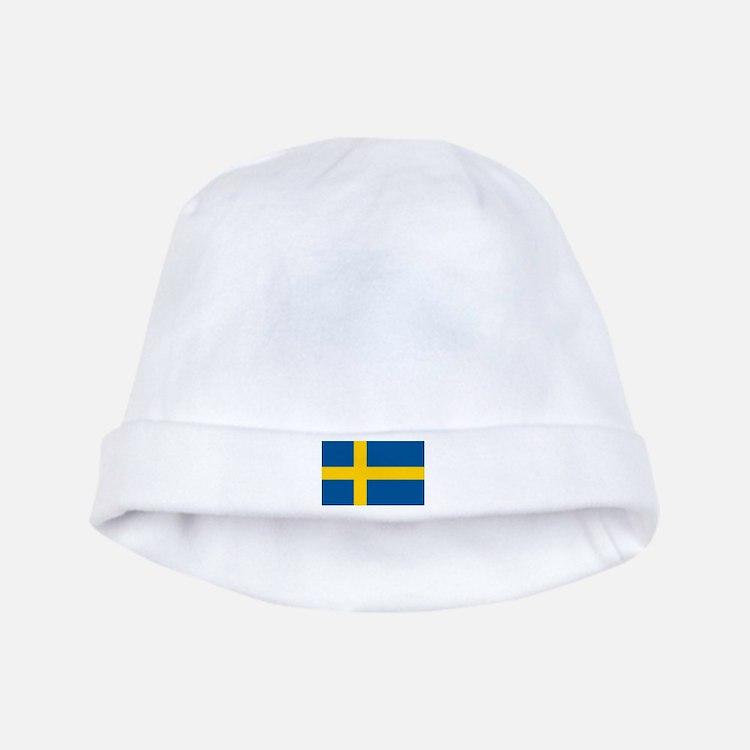 SWEDEN baby hat