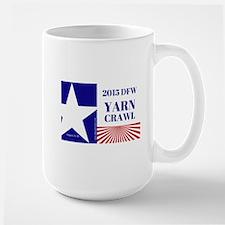 2015 DFW Yarn Crawl Mugs