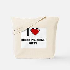 Unique Housewarming Tote Bag
