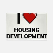 I love Housing Development Magnets