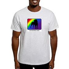 Affenpinscher (rainbow) T-Shirt