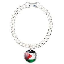 Jordan Soccer Ball Charm Bracelet, One Charm