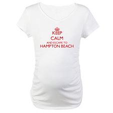 Keep calm and escape to Hampton Shirt