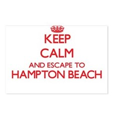 Keep calm and escape to H Postcards (Package of 8)