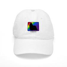 Komondor (rainbow) Baseball Cap