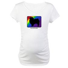 Keeshound (rainbow) Shirt