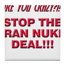 Nuke Deal Tile Coaster