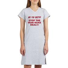 Nuke Deal Women's Nightshirt