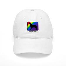 Siberian Husky (rainbow) Baseball Cap