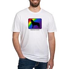 Siberian Husky (rainbow) Shirt