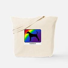 Harrier (rainbow) Tote Bag