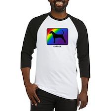 Harrier (rainbow) Baseball Jersey