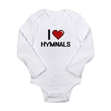 I love Hymnals Body Suit