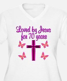 CHRISTIAN 70TH T-Shirt