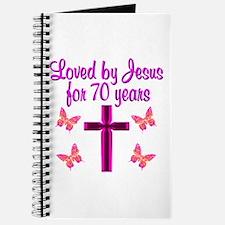 CHRISTIAN 70TH Journal