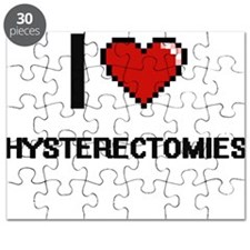 I love Hysterectomies Puzzle