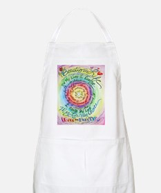 Beauty in Life Cancer Support Poem Apron
