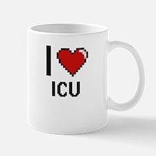I love Icu Mugs