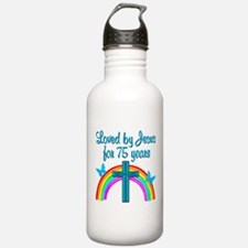 RELIGIOUS 75 YR OLD Water Bottle