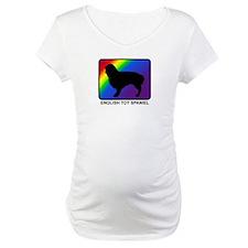 English Toy Spaniel (rainbow) Shirt