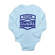 Future Computer Programmer Body Suit