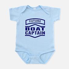 Future Boat Captain Body Suit