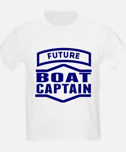 Future Boat Captain T-Shirt