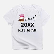 NICU Graduate Baby Girl Infant T-Shirt