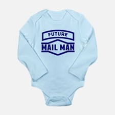 Future Mail Man Body Suit