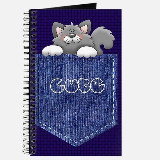 Cute Cat Sketchbook or Journal