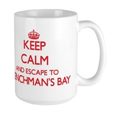 Keep calm and escape to Frenchman'S Bay Virgi Mugs