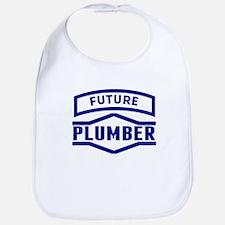 Future Plumber Bib