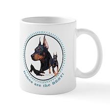 Dobes Are Best Mug