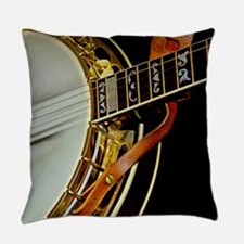 Banjo Everyday Pillow