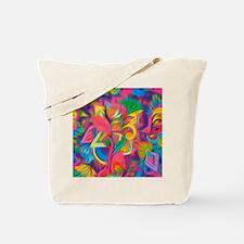 Unique Bright Tote Bag